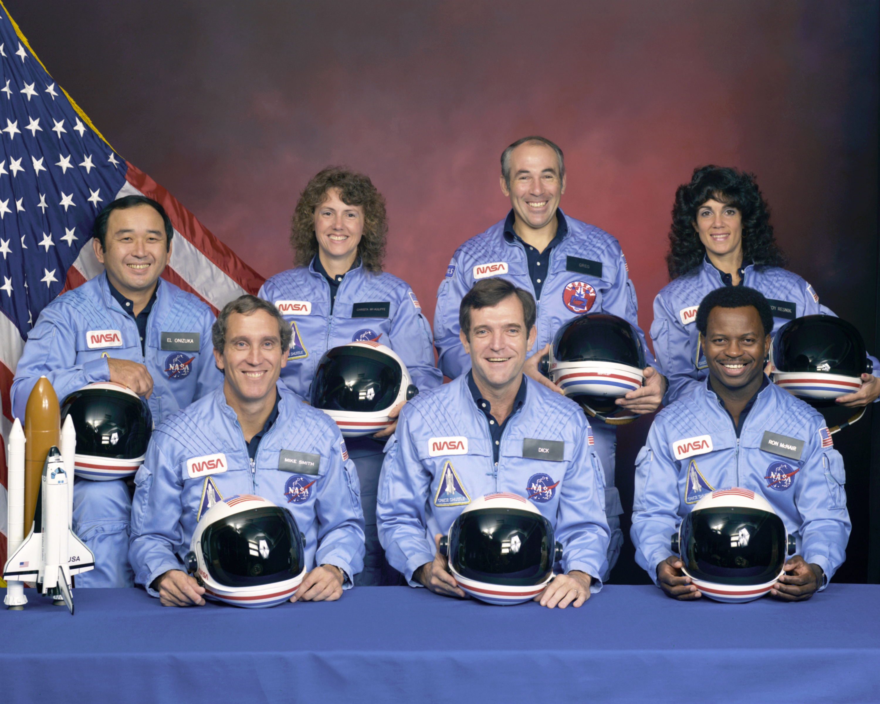 STS-51-L Challenger | Julia Sherred's Geeky Pleasures