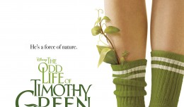 Odd Life Of Timothy Green Poster