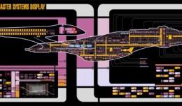 LCARS Enterprise E