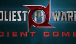 deadliest warrior ancient combat logo