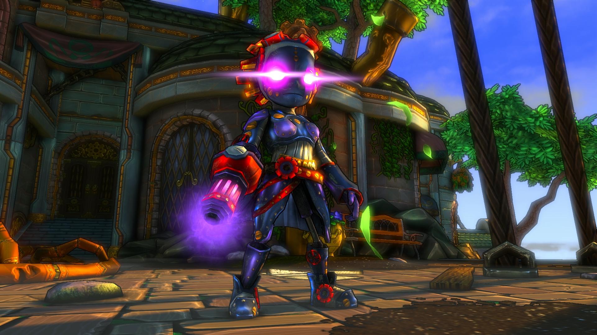 Shaiya - Kostenloses Fantasy MMORPG