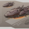 amoeba-large-spaceship-concept