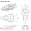 model-sheet_amoeba_large_ship