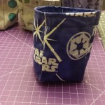 Glow In The Dark Lightsaber Dice Bag