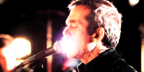 "Get Into The Holiday Spirit With Chris Hadfield and The Wexford Gleeks Singing ""Across the Universe"""