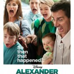 "Win a Family Pass to an Advanced Screening of ""Alexander and the Terrible, Horrible, No Good, Very Bad Day"" – 8 Canadian Cities"