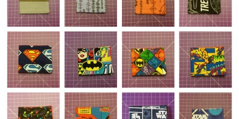 Wallets Now Available In The Geeky Pleasures Shop!