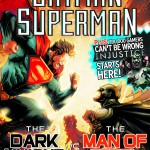 Batman Superman Comic #1 Is Riveting – Available Now In The UK