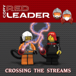 "Win 1 of 3 Copies of ""Crossing The Streams"" by Copy Red Leader"