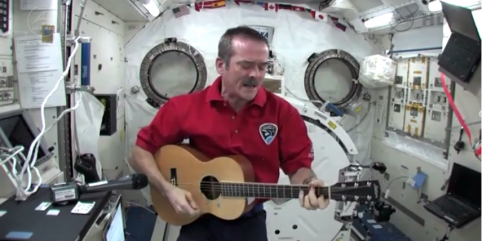 A Year With Chris Hadfield – Chris Hadfield Launchiversary Tribute Video