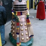 Dalek-cosplaying-as-The-Doctor