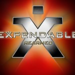 EXPENDABLE GAME LOGO