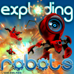 Reverb Publishing Inks GolemLabs' Exploding Robots