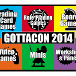 Guests And Panels For GottaCon 2014 Part 2 – Saturday