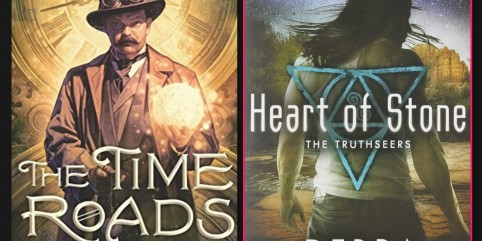 "Win A Copy of ""The Time Roads"" and ""Heart of Stone"" – Canada and USA"