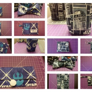 May The 4th Be With You With 20% Off All Star Wars Items in the Geeky Pleasures Shop