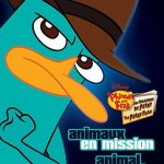 PHINEAS AND FERB ANIMAL AGENTS DVD