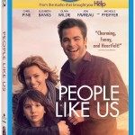 Win 1 Copy of 'People Like Us' Blu-ray Combo Pack – Canadian Residents Only