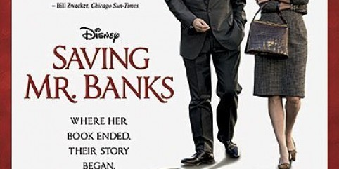 Saving Mr. Banks On Blu-Ray Is Nearly Worth The Cost