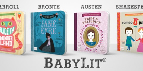 Quirk Books and BabyLit®'s Jennifer Adams and Alison Oliver Interview