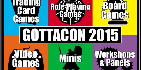 GottaCon 2015 Panel Podcast: World Building