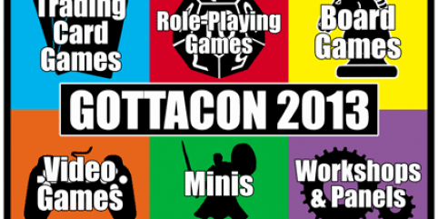 GottaCon 2013 Panel Podcast – The Influence of D&D