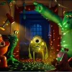 Disney/Pixar's MONSTERS UNIVERSITY – Four New Trailers and Images to View and Download