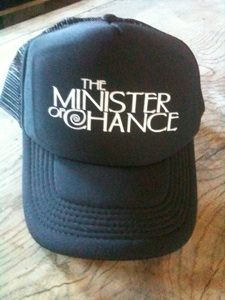 minister of chance baseball cap