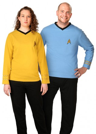 official_star_trek_pajama_set