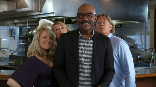 Caroline Rich Schwartz, Lisa Long, Michael Dorn and Christopher Rich on Swallow Your Bliss