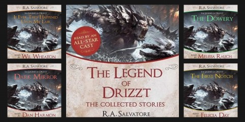 """The Legend of Drizzt: The Collected Stories"" Free For a Limited Time on Audible"