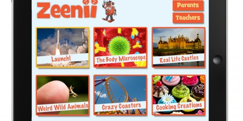 Help Fund Zeenii: A Weekly App for Young Thinkers, Makers, & Explorers on IndieGoGo